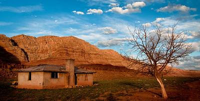 Abandoned house - Northern AZ