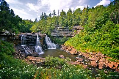 Blackwater Falls,Blackwater Falls State Park ,WV