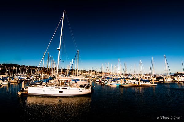 Fisherman's Wharf, Monterey, CA 93940