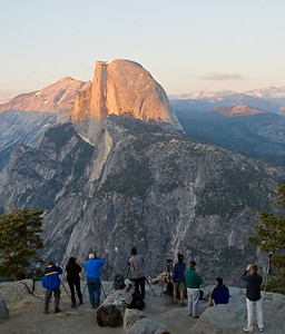 photographers at Yosemite