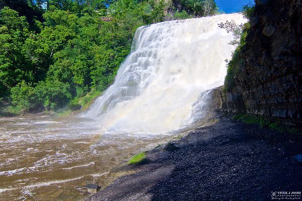 Ithaca Falls, NY