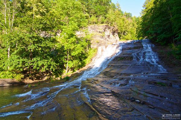 Buttermilk Falls, NY