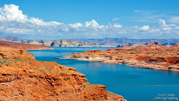 Glen Canyon Dam Backwaters