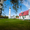 Presque Isle Lighthouse, Michigan