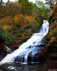 Dingmans Falls, Delaware Water Gap