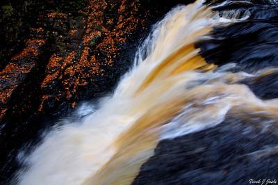 Lower Gorge Falls, Bushkill Falls
