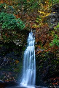 Raymondskill Falls, Delaware Water Gap