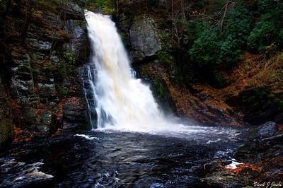 Main Falls, Bushkill Falls
