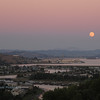 Moonrise Over San Quentin