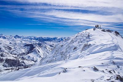 Salidas Club Alpino - Invierno 2016