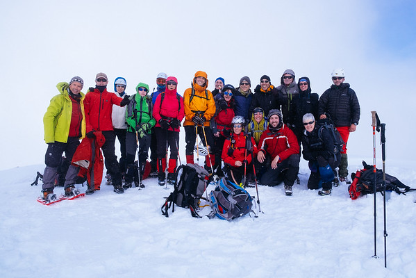 Salidas Club Alpino - Primavera 2016