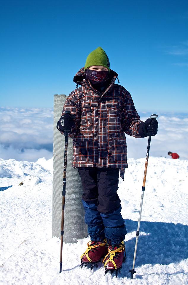 ¡Peñalara! 2.428 metros.