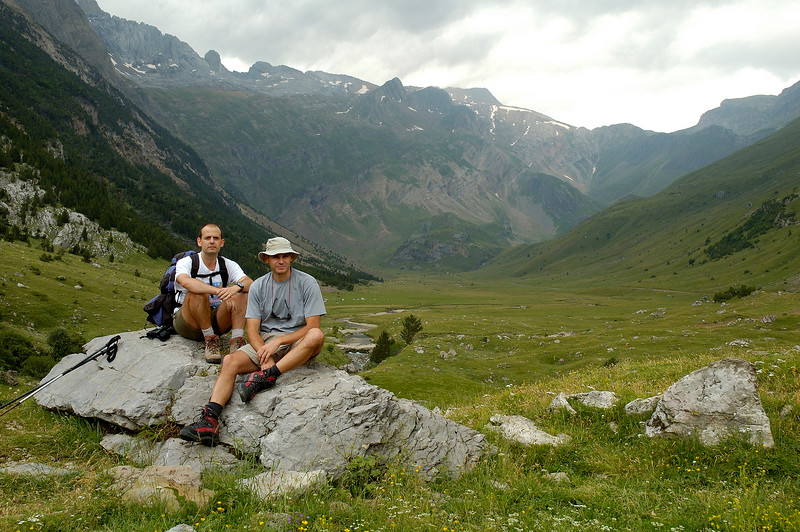 Valle de Otal. Una excursión para abrir boca bastante bonita. La época del año, final de junio, nos deparó una excursión de lo más tranquila, lejos de las aglomeraciones, ocasionales y normalmente localizadas, de julio y agosto.