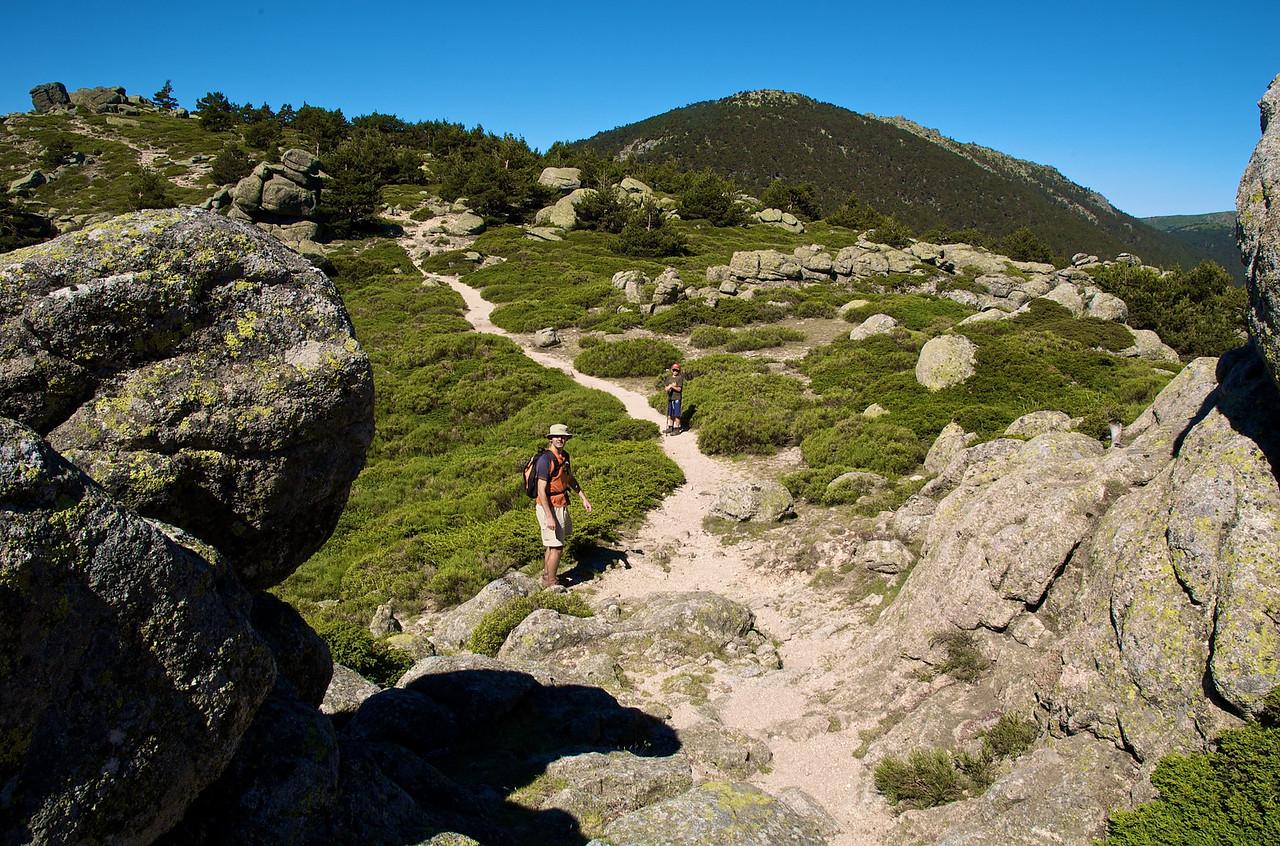 Camino a Siete Picos