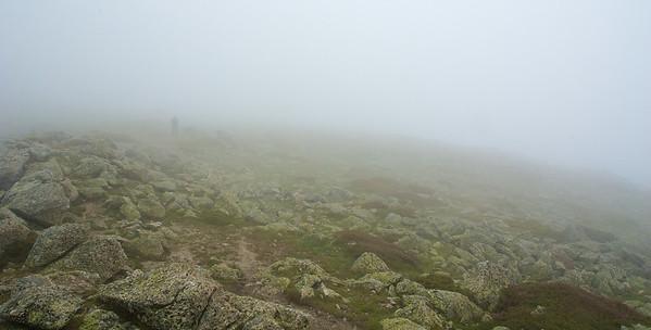 Cabeza de Hierro Mayor (2383 m). Y entonces llegó el mal tiempo...