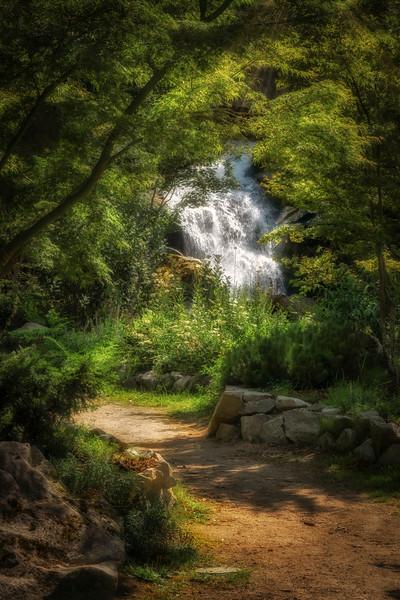 Walk to the Waterfall