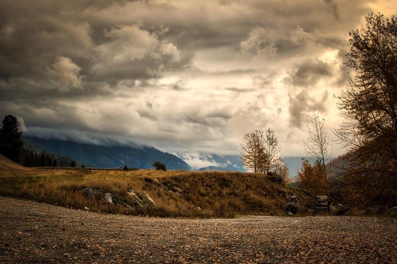 Cloudy Kootenays