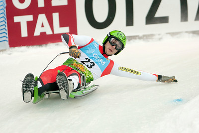 Florian Glatzl_Rodel Austria - Naturbahn