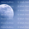Moon in a cloudy sky, Lafayette, Louisiana 02242018 009