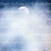 Moon in a cloudy sky, Lafayette, Louisiana 02242018 011