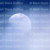 Moon in a cloudy sky, Lafayette, Louisiana 02242018 010