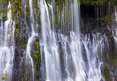 Burney Falls State Park - Burney, CA,