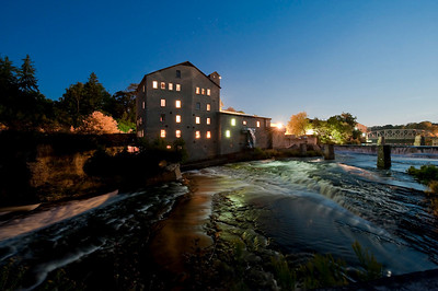 Elora Mill, Ontario, Canada