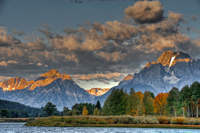 Grand Teton, Oxbow Bend