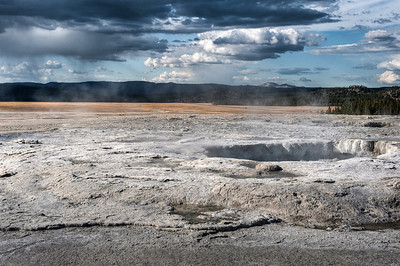 Yellowstone, Fauntain Paint Pot