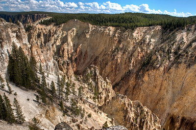 Yellowstone,  Great Canyon
