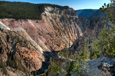 Canyon, Yellowstone