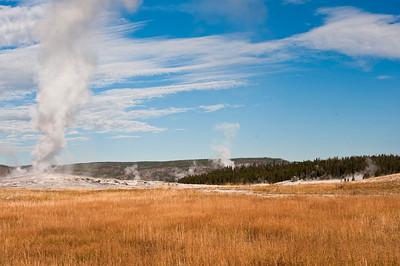 Yellowstone, Old Faithful Geyser