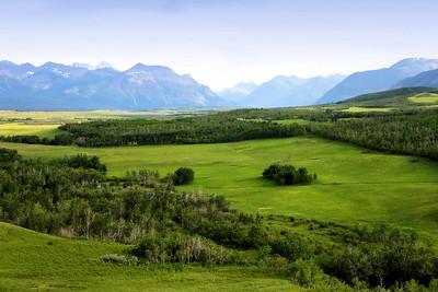 Waterton National Park Alberta, Canada