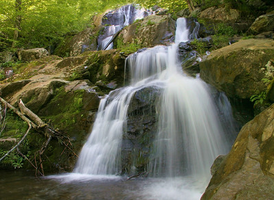 Devil Waterfall Shenandoah Virginia