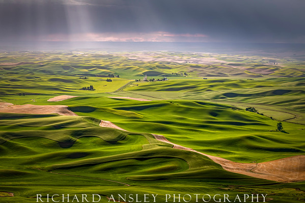 Passing Storm-Palouse, Washington