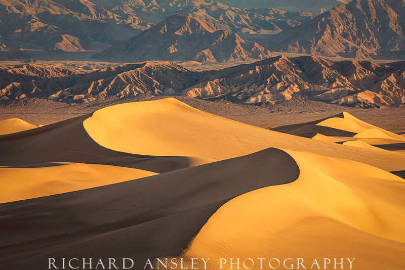 Golden Dunes-Death Valley, CA