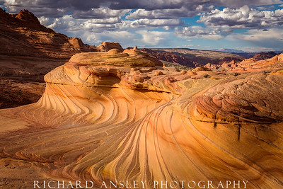 Waves of Stone-North Coyote Buttes, Arizona