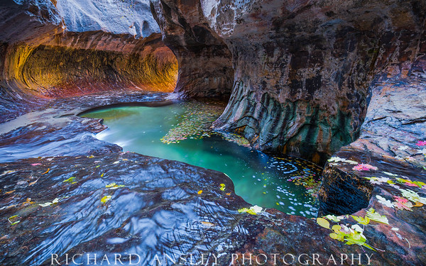 Tunnel of Light-Zion NP, Utah-(limited edition of 50)