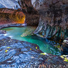 Tunnel of Light-Zion NP, Utah-(limited edition of 250)