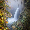 Metlako Falls-Columbia River Gorge, Oregon