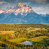 Gem of the Tetons-Grand Teton NP, Wyoming