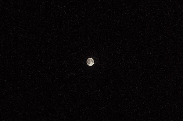 Full Moon, taken in Bellevue, Pennsylvania