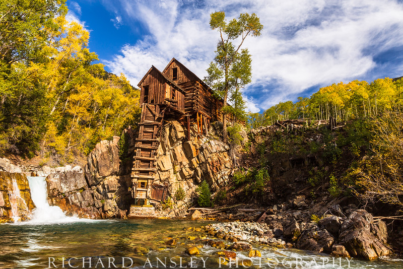 Crystal Mill-Marble, Colorado