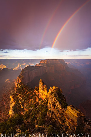 Royal Rainbows-Grand Canyon, Arizona (limited edition of 50)
