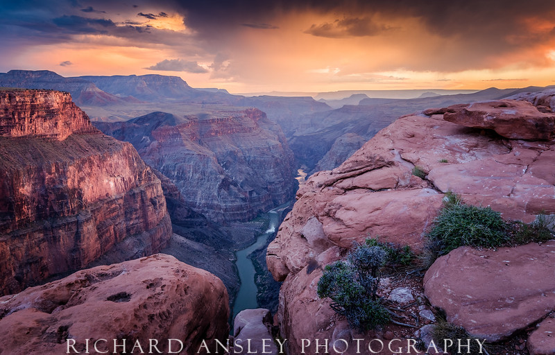 Toroweap Sunset-Grand Canyon