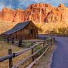 Horse Barn-Capitol Reef NP, Utah