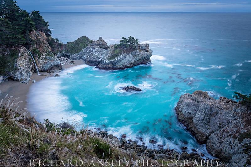 McWay Falls-Big Sur Coast