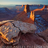 Shafer Canyon Winter-Wilderness 50 Award Winner-Canyonlands, Utah