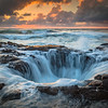 Thor's Well-Oregon Coast