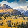 Wasatch Autumn Pano-Behind Timpanogos, Utah